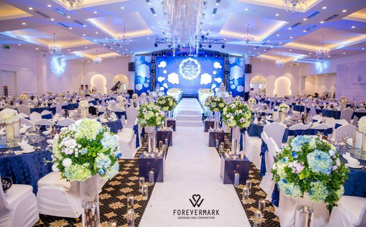 Dự án Tư vấn setup và vận hành Trung tâm hội nghị tiệc cưới Forevermark